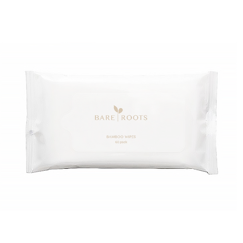 BARE ROOTS BAMBOO WET WIPES