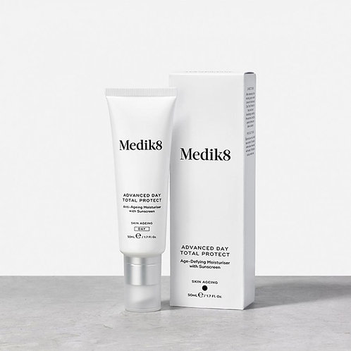 MEDIK8 ADVANCED DAY TOTAL PROTECT™ Anti-Ageing Moisturiser with Sunscreen