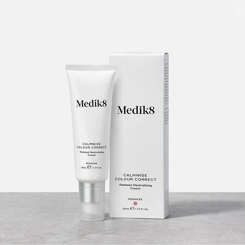 Medik8 CALMWISE™ COLOUR CORRECT Redness Neutralising Moisturiser