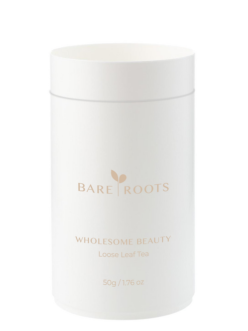BARE ROOTS WHOLESOME BEAUTY TEA