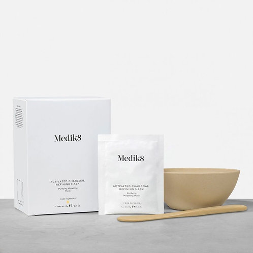 Medik8 ACTIVATED CHARCOAL REFINING MASK™ Purifying Modelling Mask