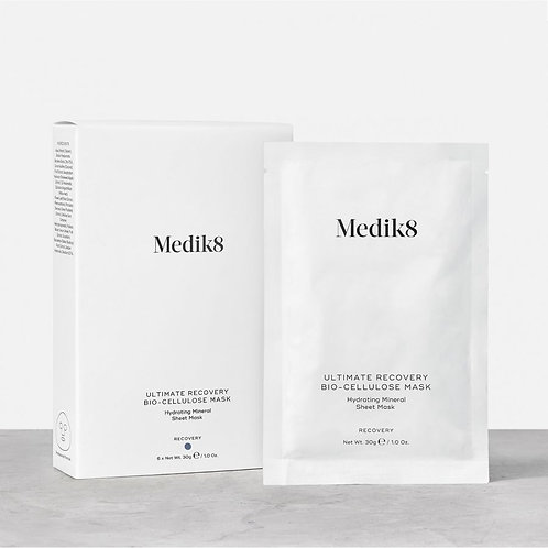 Medik8 Ultimate Recovery . BIO CELLULOSE MASK