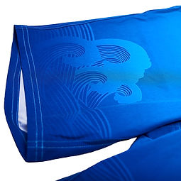 dewerstone Life Shorts 2 Blue Wave Fade