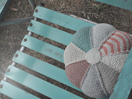 marta cushion. new color!