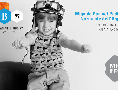 miga de pan selected for the National Pavilion!