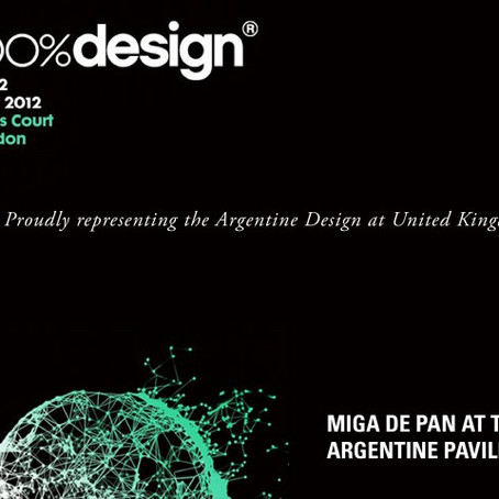 proudly representing the argentine design at UK!!!!!!!!