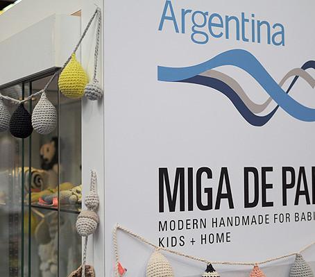 proudly representing argentine design at maison & objet paris