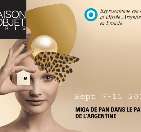 Miga de Pan at Maison & Objet Paris