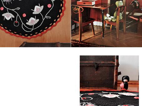 Felicitas carpet/ house in Stockholm