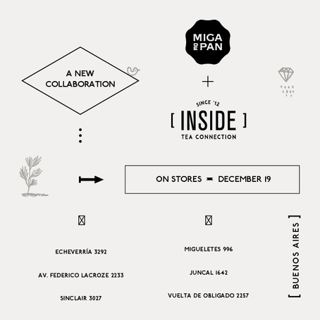 miga de pan + inside tea connection = a tea for kids