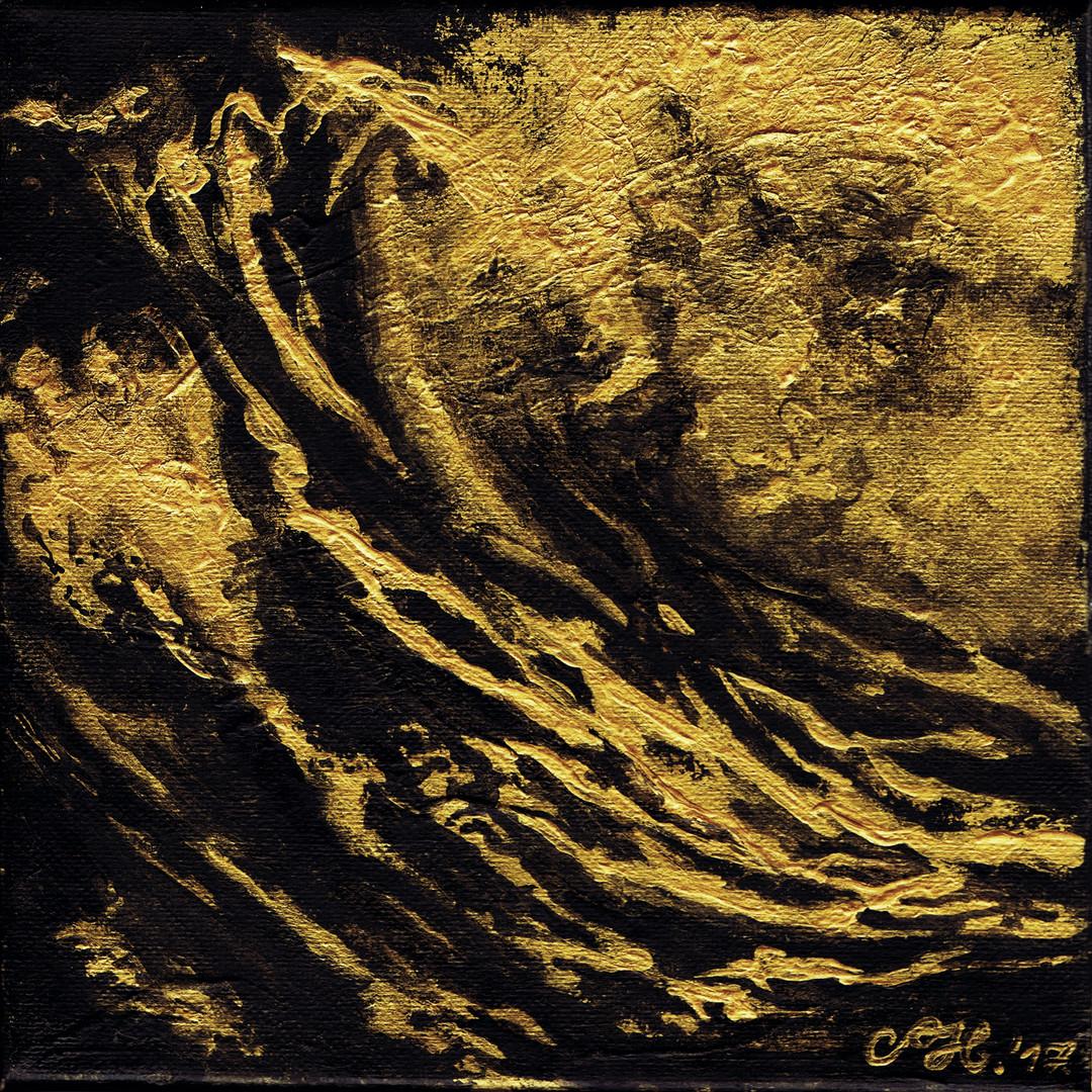 Arany hullám / Gold wave / Goldwelle