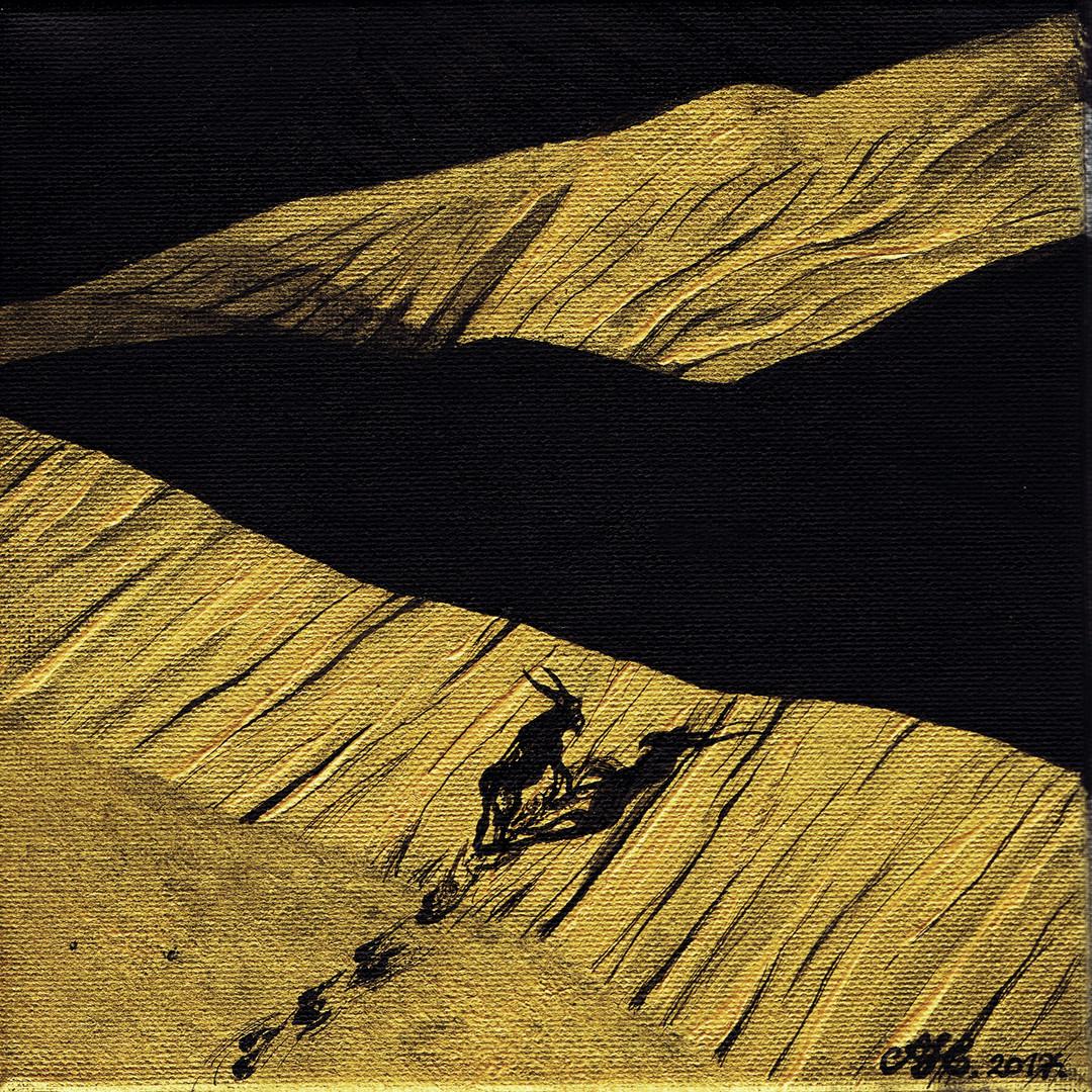 Sivatag I. / Desert I. / Wüste I.