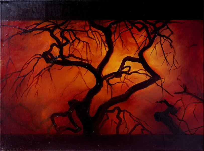 Halálfa / Tree of Death / Baum des Tod