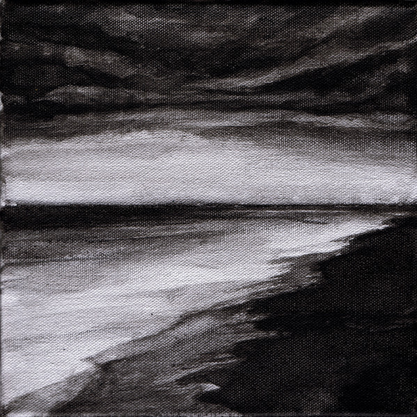 Fekete part / Black Beach / Schwarzer Strand