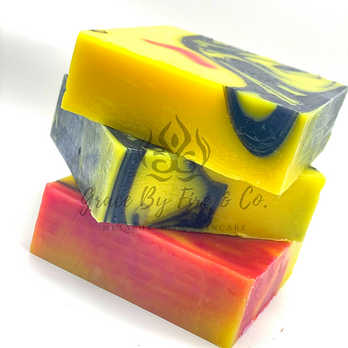 Island Citrus Soap Bar