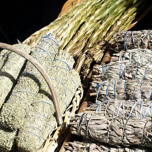 Large  White Sage Sticks
