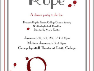 The TCDS Presents: Rope
