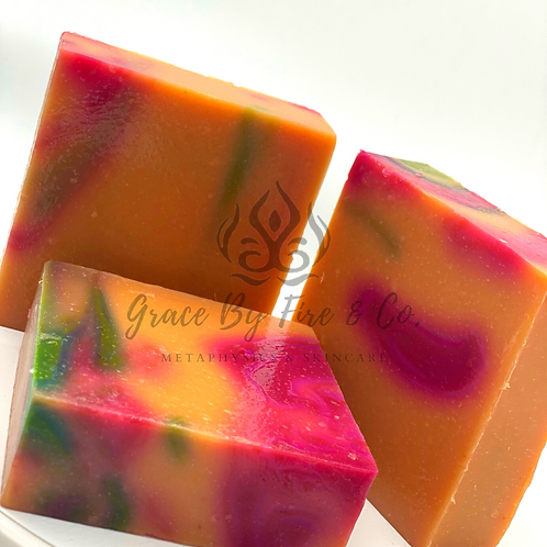 Smooth Mango Soap Bar