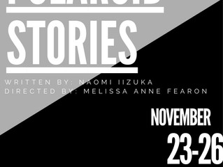The TCDS presents: Polaroid Stories by Naomi Iizuka