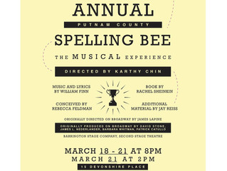 """TCDS Presents: """"The 25th Annual Putnam County Spelling Bee"""" --- THE MUSICAL"""