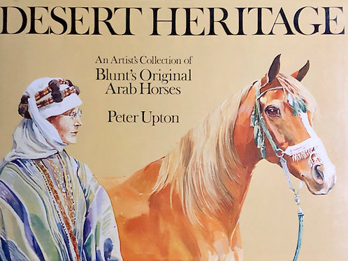 Desert Heritage by Peter Upton