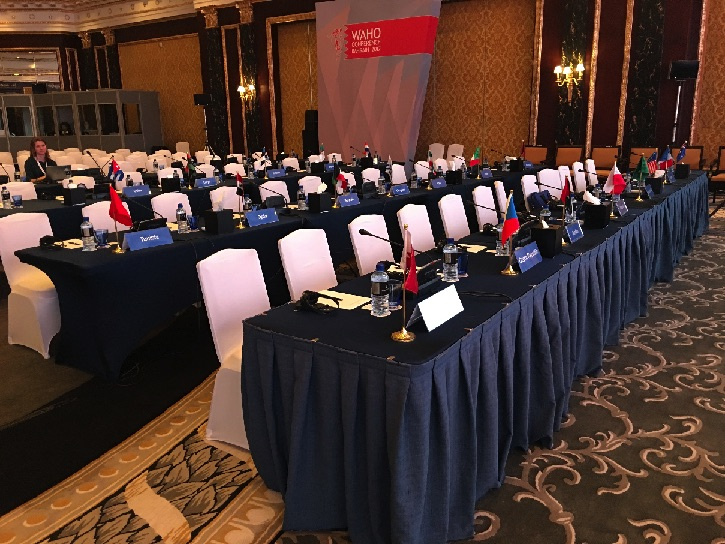 Delegate positions