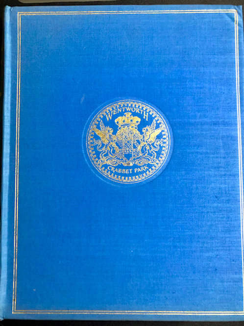 The Authentic Arabian Horse - 1st Edition 1945