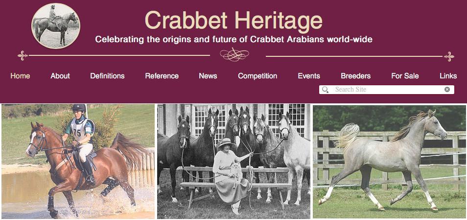 USA | Crabbet Arabian | United Kingdom | Crabbet Heritage