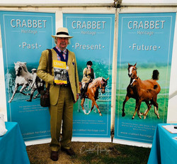 Peter Upton at CH Stand
