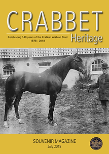 Crabbet Heritage Souvenir Magazine