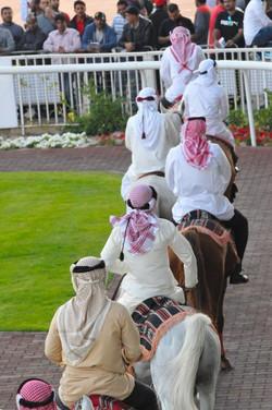 Traditional Arab Race