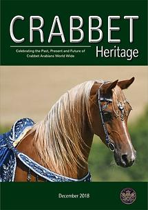 Crabbet Heritage Magazine - December 2018