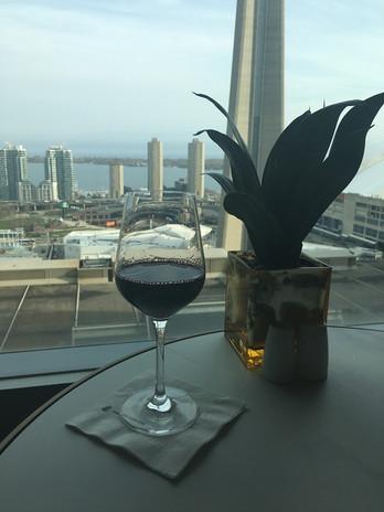 Wine & Sky