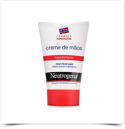 Neutrogena Creme de Mãos Concentrado Sem Perfume   50ml
