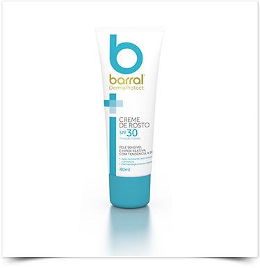 Barral DermaProtect Creme de Rosto SPF 30+ | 40ml