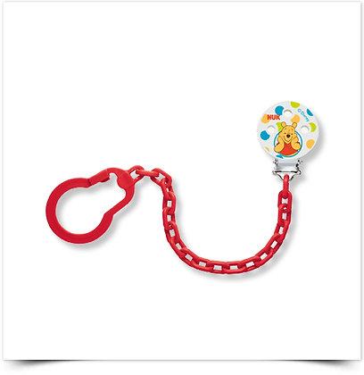 Corrente para Chupeta NUK Winnie the Pooh