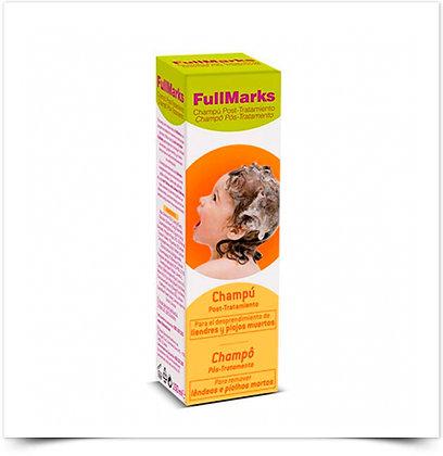 Fullmarks champô pós-tratamento para piolhos - 150 ml