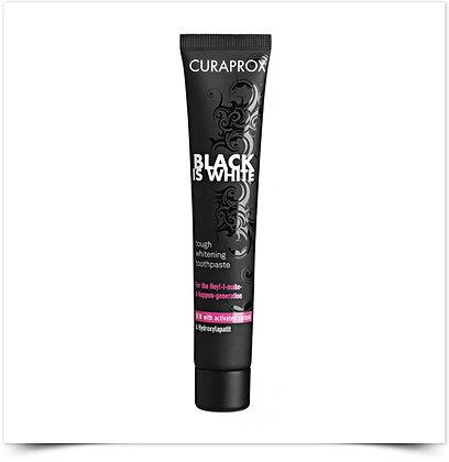 Curaprox Black is White Pasta Dentífrica 90ml
