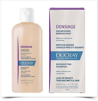Ducray Densiage Champô Redensificante   200ml
