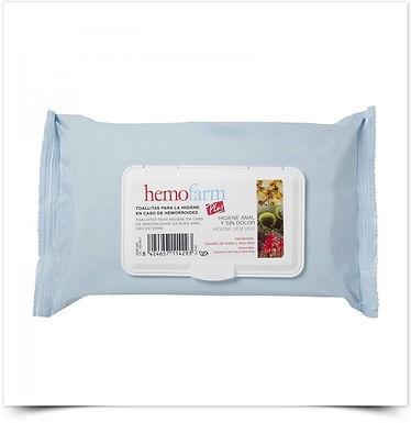 Hemofarm Plus Toalhetes | X60