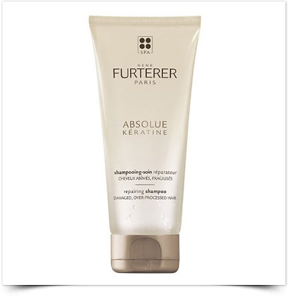 René Furterer Absolue Kératine Champô Renovação | 200 ml