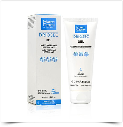 Martiderm Driosec Gel | 75ml