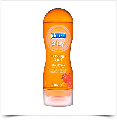 Durex Play Massage 2 em 1 Estimulante