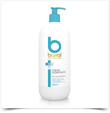 Barral DermaProtect Creme Hidratante | 1000ml