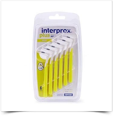 Escovilhões Interprox® Plus Mini | 6 unidades