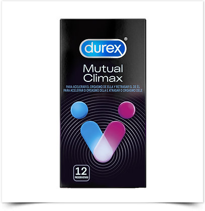 Durex Mutual Climax Preservativos