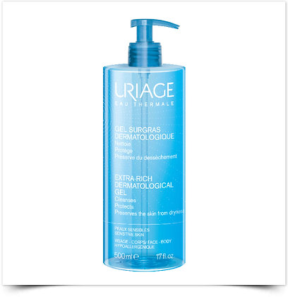 Uriage Surgras Gel Dermatológico | 500ml