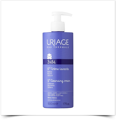 Uriage Bebé 1º Creme Lavante 500ml