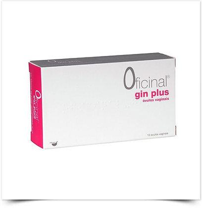 GIN PLUS OFICINAL ÓVULOS VAGINAIS X10