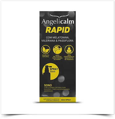 Angelicalm Rapid Spray | 30ml